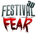 Festival of Fear 3D logo